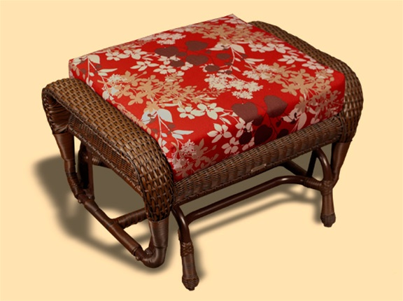Lexington Gliding Ottoman