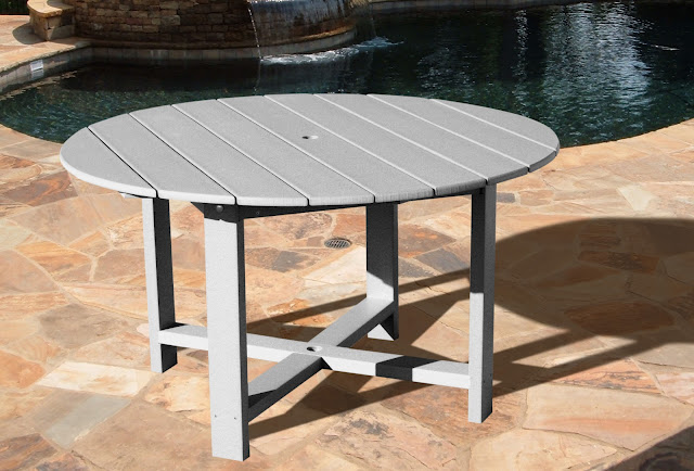 51&quot; Round Dining Table