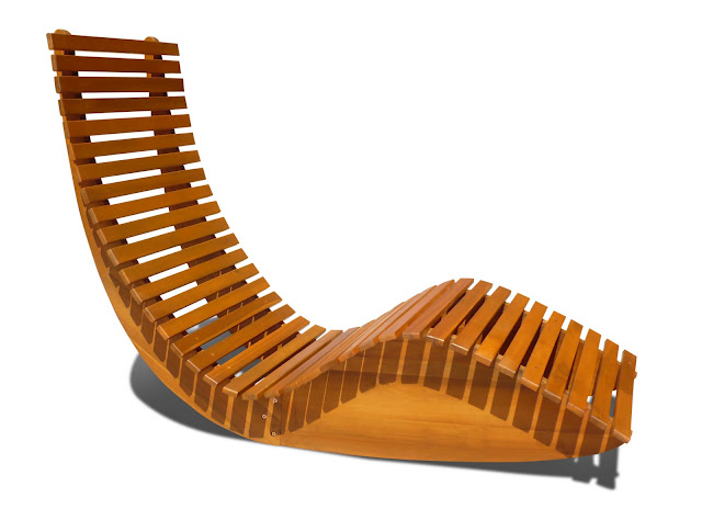 Outdoor Rocker Chair