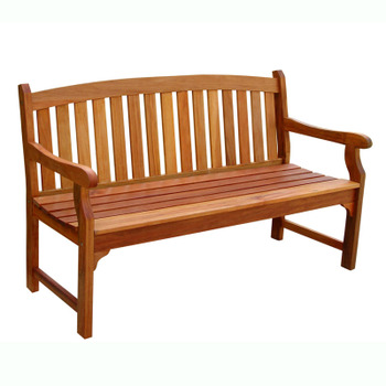 V275 Outdoor Wood Bench